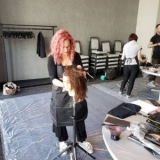 Ivo Tiberio Does Colour Training in Montreal