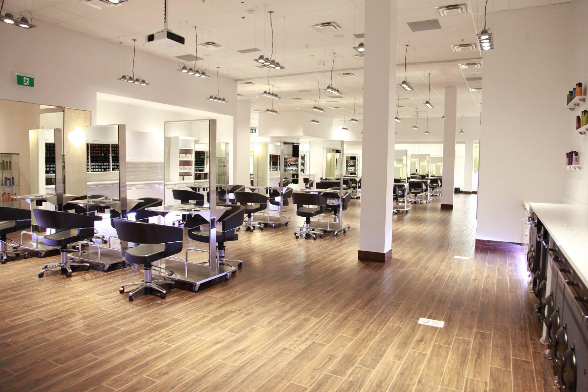 Ivo tiberio new goldwell toronto academy gravity salon for Gravity salon