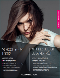 Goldwell  KMS cover